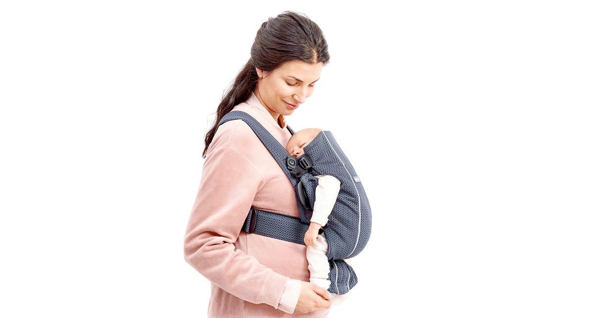 nosidełko BabyBjorn mini